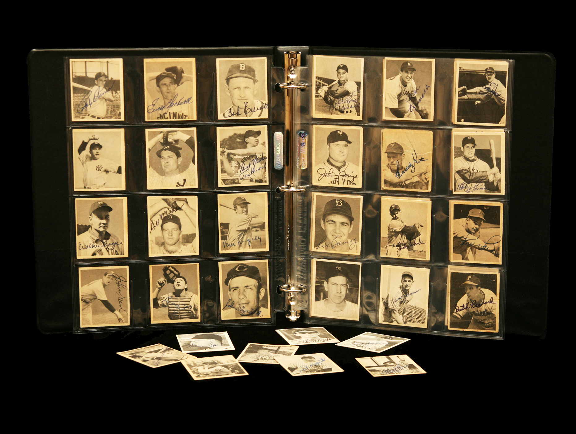 Base Ball Cards 1948