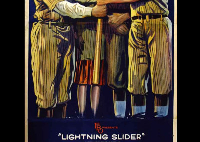 """Fighting Hearts"" Three-Sheet Movie Poster"