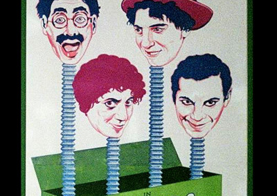 Marx Brothers' Movie Poster
