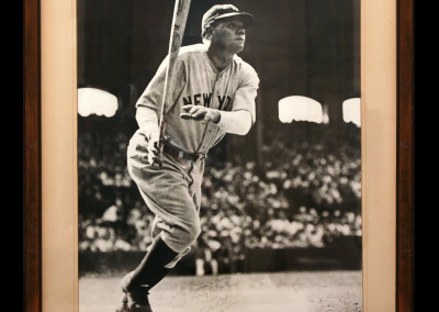 Babe Ruth Signed Photograph