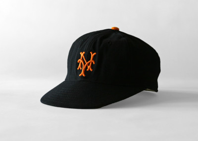 Bobby Thompson's 1951 NY Giants Cap
